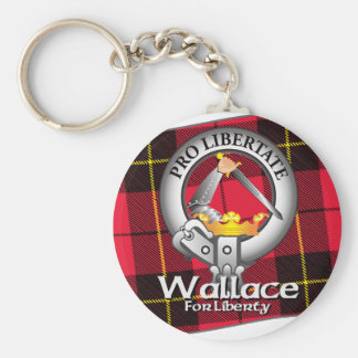 Wallace Clan Key Chains
