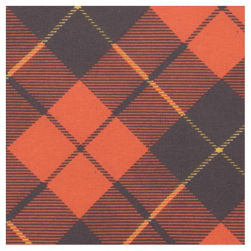 Wallace clan Plaid Scottish tartan Fabric