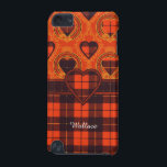 "Wallace clan Plaid Scottish tartan iPod Touch 5G Cover<br><div class=""desc"">A lovely design based on the real Scottish tartan</div>"