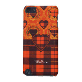 Wallace clan Plaid Scottish tartan iPod Touch 5G Cover