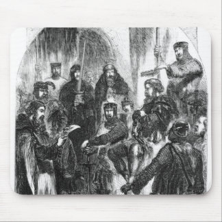 Wallace Crowned with Laurel in Westminster Hall Mouse Pad