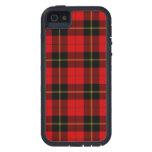 Wallace iPhone 5 Fundas