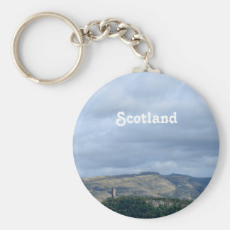 Wallace Monument Keychains