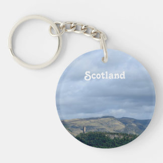 Wallace Monument Keychain