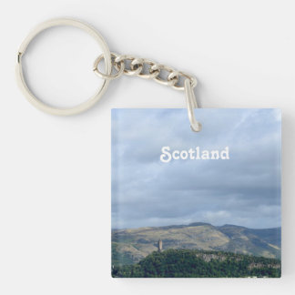 Wallace Monument Key Chains