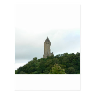 Wallace Monument Postcard