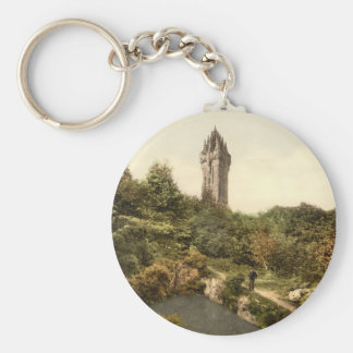 Wallace Monument Stirling Scotland Key Chain