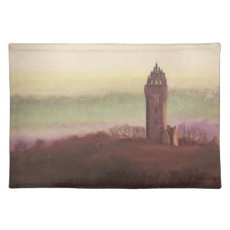 Wallace Monument, Stirling, Scotland Placemat
