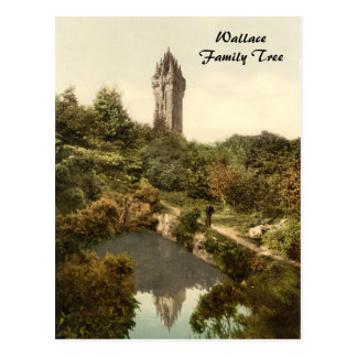 Wallace Monument, Stirling, Scotland Postcards