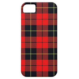 Wallace plaid i phone 4 Barely there case iPhone 5 Case