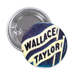 Wallace-Taylor - botón Pins