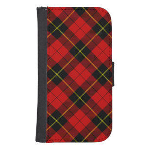 on sale 7bb34 84e0e Wallace Wallet Phone Case For Samsung Galaxy S4