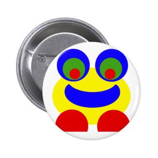 Wallangy Pinback Button