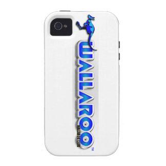 Wallaroo Custom Smartphone Case iPhone 4/4S Covers