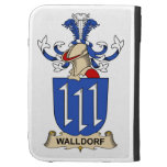 Walldorf Family Crest Case For Kindle