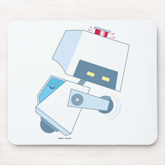 WALLE-'S M-O MOUSE PAD