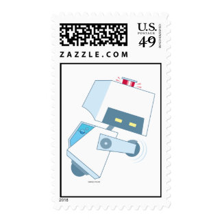 WALLE-'S M-O STAMPS