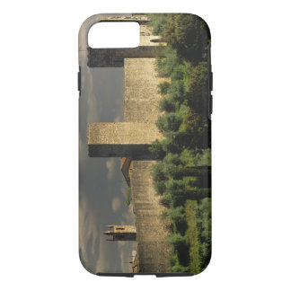 Walled city of Monteriggioni, in the province of iPhone 7 Case