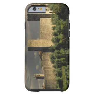 Walled city of Monteriggioni, in the province of Tough iPhone 6 Case