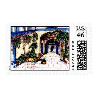 Walled Garden - Postage Stamp