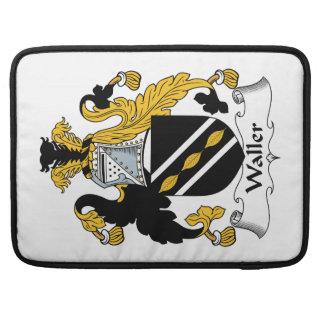 Waller Family Crest Sleeves For MacBooks