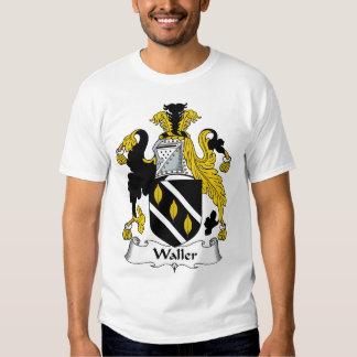 Waller Family Crest T-Shirt
