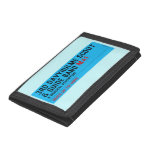 3rd Davyhulme Scout & Guide Band  Wallet