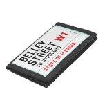 Belley Street  Wallet