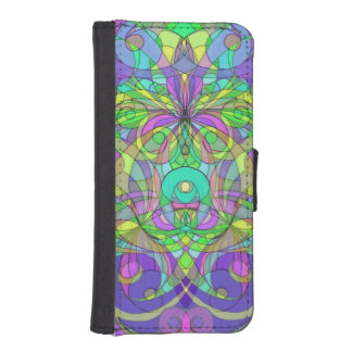 Wallet Case iPhone 5s Ethnic Style Phone Wallet