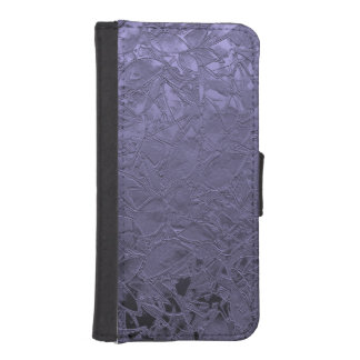 Wallet Case iPhone 5s Floral Relief Abstract
