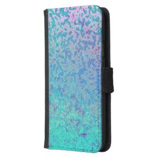 Wallet Case Samsung S5 Glitter Star Dust