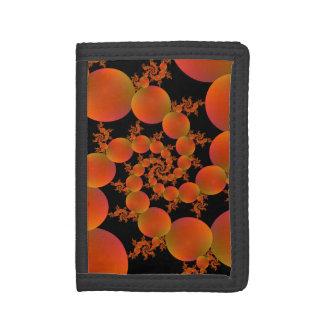 Wallet   Spiral Oranges