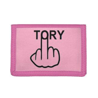 Wallet Tory Flip