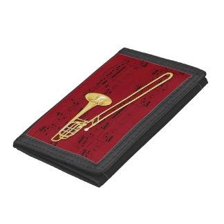 Wallet - Trombone (bass) - Pick color + Style