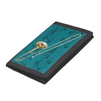 Wallet - Trombone (tenor) - Pick color + Style