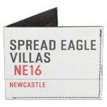 spread eagle  villas   Wallet Tyvek® Billfold Wallet