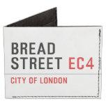 Bread Street  Wallet Tyvek® Billfold Wallet