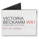 Victoria  Beckamm  Wallet Tyvek® Billfold Wallet