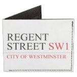 REGENT STREET  Wallet Tyvek® Billfold Wallet