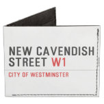 New Cavendish  Street  Wallet Tyvek® Billfold Wallet