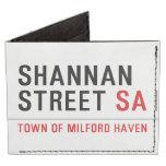 Shannan Street  Wallet Tyvek® Billfold Wallet
