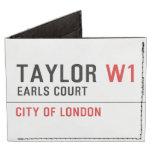 Taylor  Wallet Tyvek® Billfold Wallet