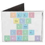 KEEP CALM AND LOVE  MATTY B  Wallet Tyvek® Billfold Wallet