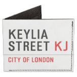 Keylia Street  Wallet Tyvek® Billfold Wallet