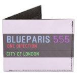 BlueParis  Wallet Tyvek® Billfold Wallet