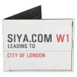 SIYA.COM  Wallet Tyvek® Billfold Wallet