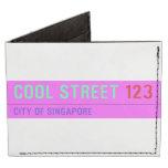 Cool street  Wallet Tyvek® Billfold Wallet