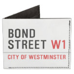 BOND STREET  Wallet Tyvek® Billfold Wallet