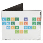 Must be that time of the month again LOL  Wallet Tyvek® Billfold Wallet