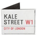Kale Street  Wallet Tyvek® Billfold Wallet